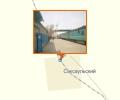 Железнодорожная станция Саксаульская