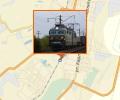 Железнодорожная станция Май-Кудук