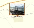 Железнодорожная станция Кызылжар