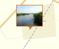 Река Сагыз (Сагиз)