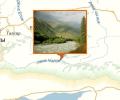 Река Чилик (Шилик, Шелек)