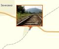 Железнодорожная станция Бель-Агач