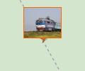 Железнодорожная станция Локоть (эксп. на Малиновое озеро)