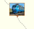 Железнодорожная станция Чебакты
