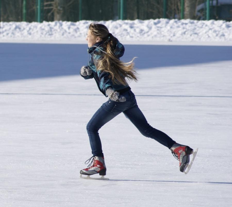 Где купить ледовые коньки в Астане?