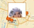 Где купить модные головные уборы в Астане?
