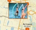 Где заниматься аквааэробикой в Астане?