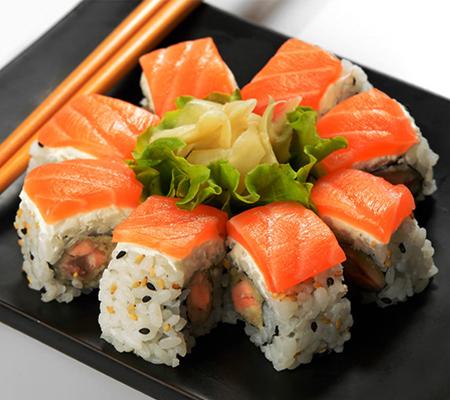 Доставка суши в Астане