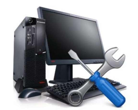 Ремонт компьютеров в Астане в компьютерных сервисах города