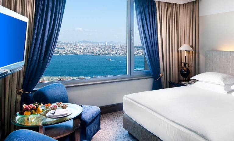 Обзор гостиниц и отелей в Астане.