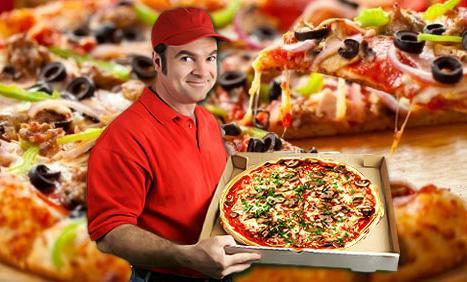 Доставка пиццы из лучших пиццерий Астаны