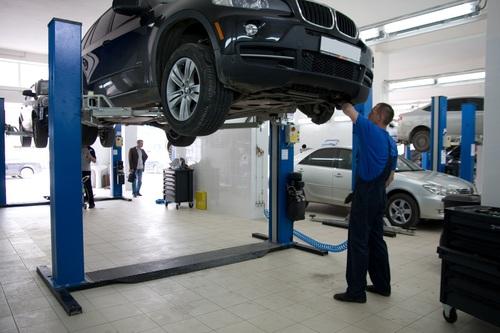 Ремонт автомобилей в техцентрах Астаны
