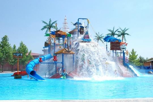 Какие есть аквапарки в Астане? Ква-ква парк в Астане.