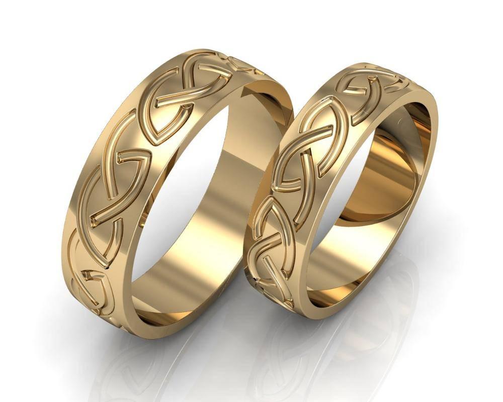 Как выбрать обручальные кольца в Астане?