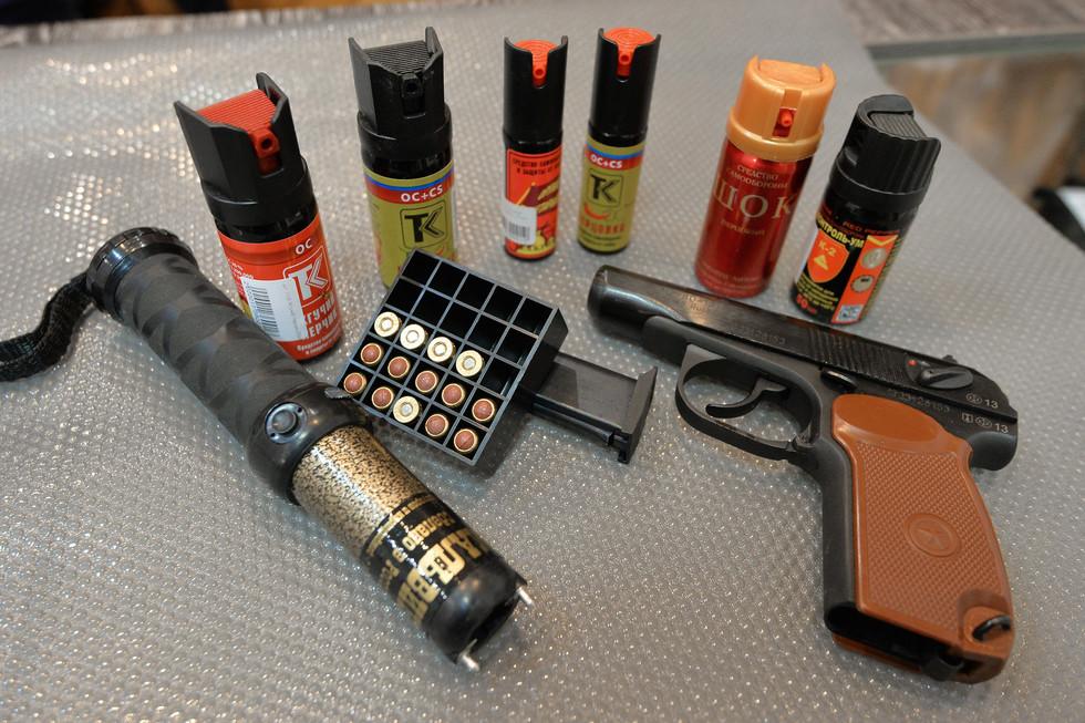 Где купить средства самообороны в Астане? Оружейные магазины Астаны