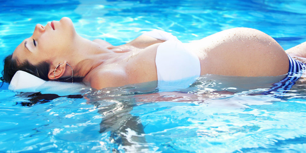 Где найти бассейн для беременных в Астане?