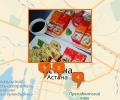 Где можно поесть суши в Астане?