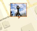 Скульптурная композиция Кобыз в Караганде